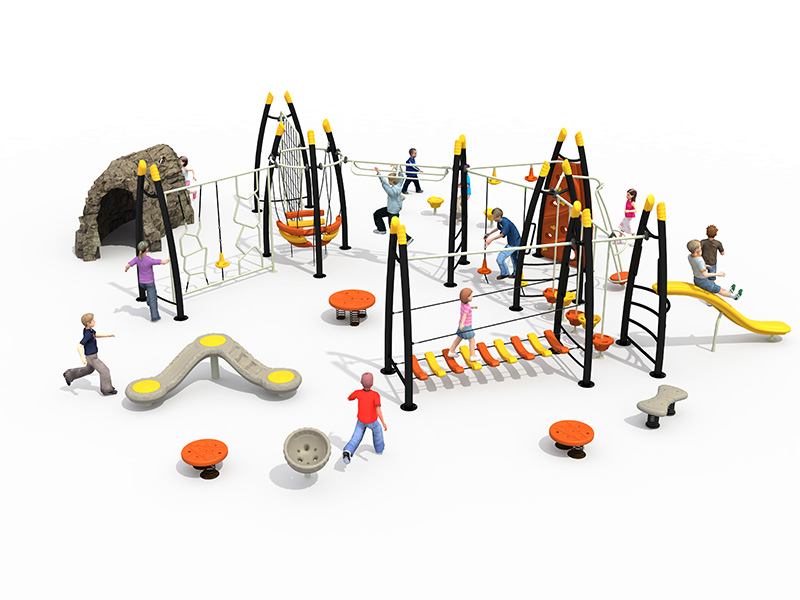 Environmentally-friendly Playground Equipment FY-09201