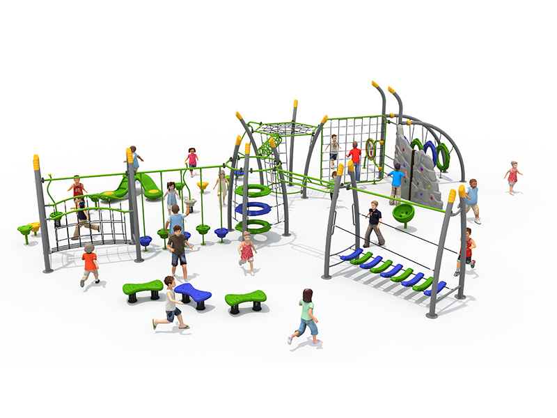 climbing gym equipment