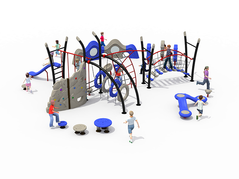 themed play structure
