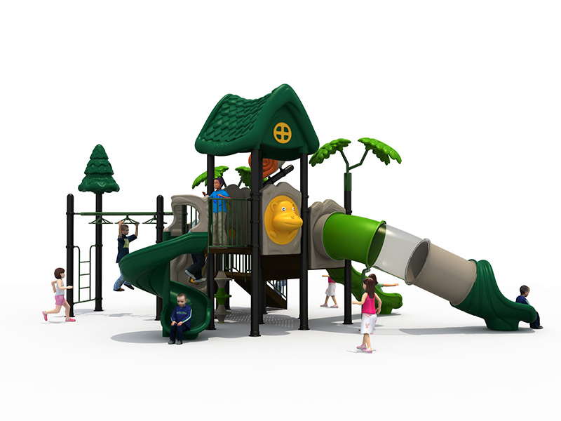 Commercial mutifunction standard size for kids outdoor kid indoor playhouse FY03101