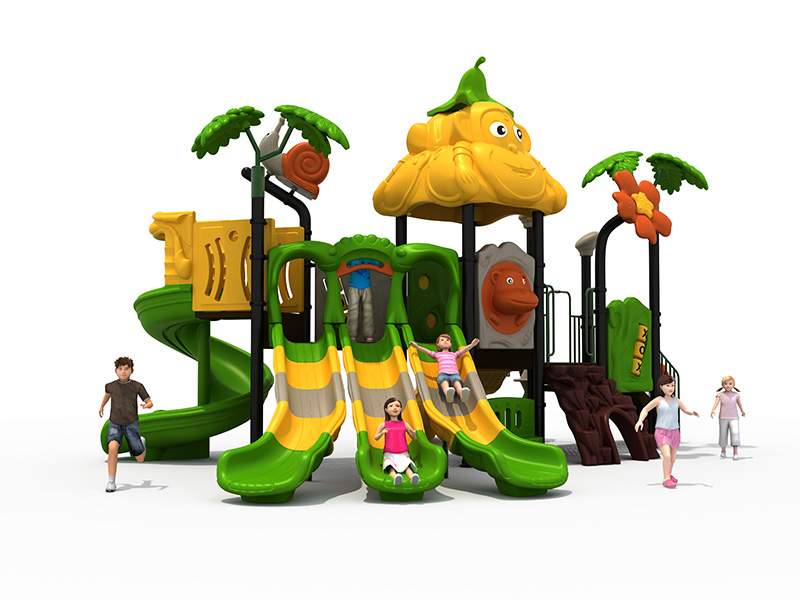 Hot sales for Kids play equipment in park FY03401