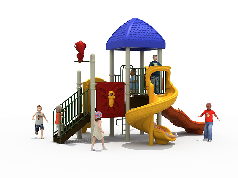 colorful kindergarten playground FY-07501