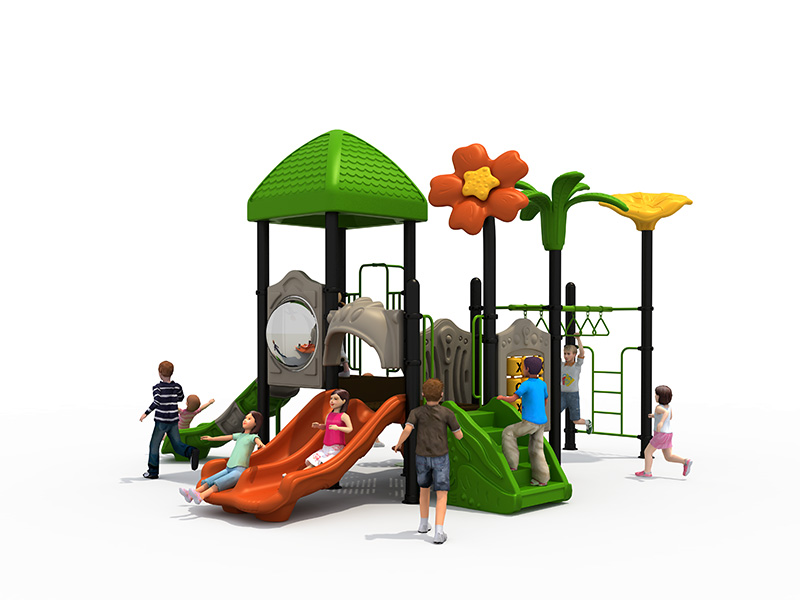 Jungle theme outdoor play equipment FY05702