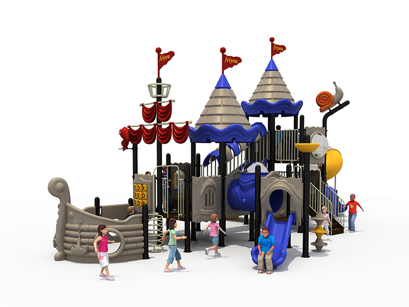 Children game play structure FY06302