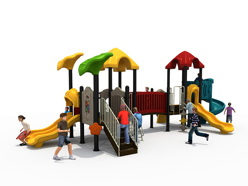 Climbing children playset FY07701