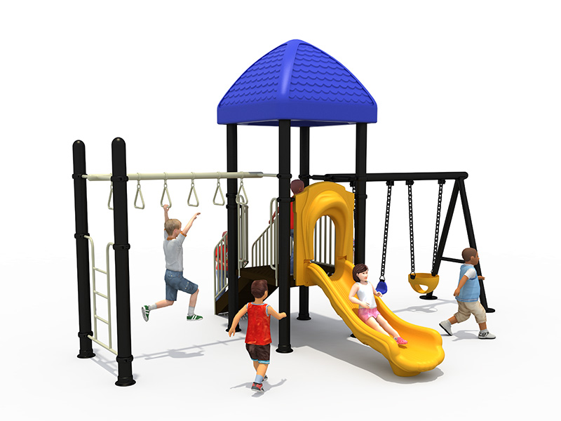 Plastic kids slide FY-07901