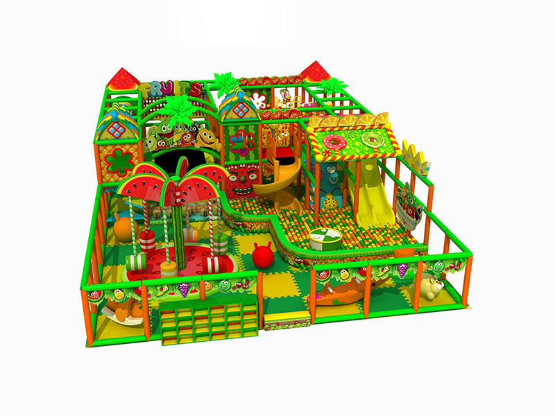 Forset theme soft play area/Indoor playground equipment for children