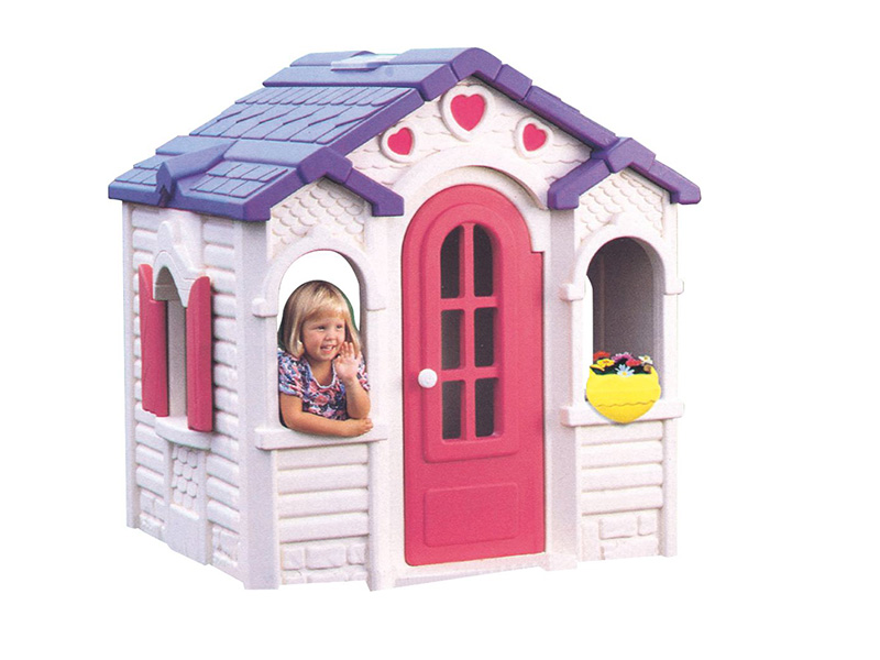 homeuse kid indoor plastic playhouse