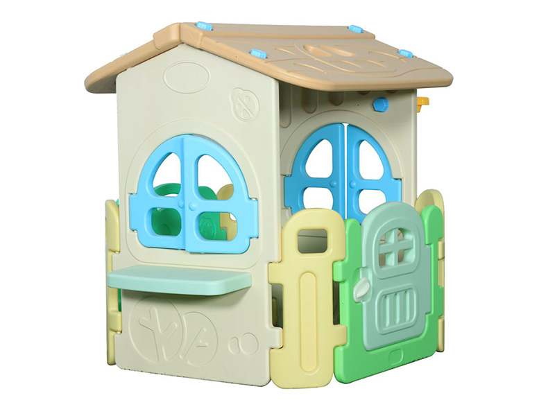 High popularity  durable plastic playhouse