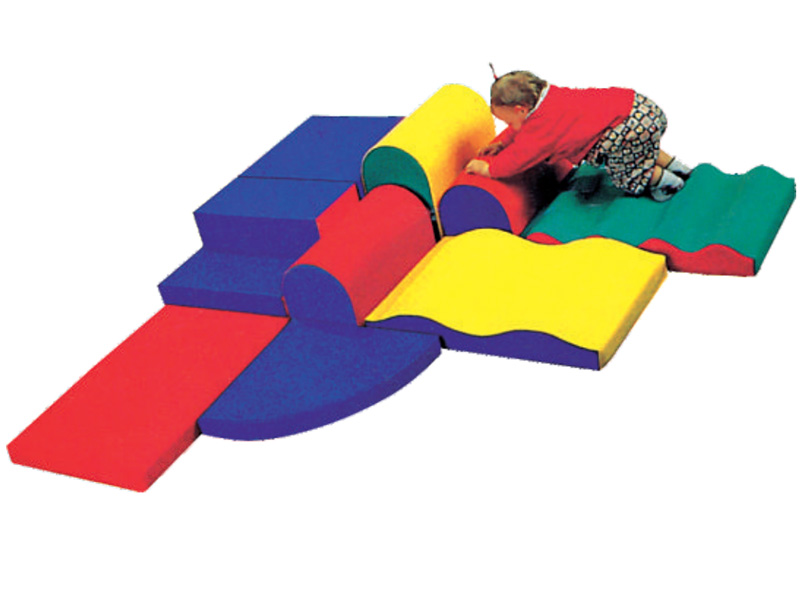 funny soft play equipment for children