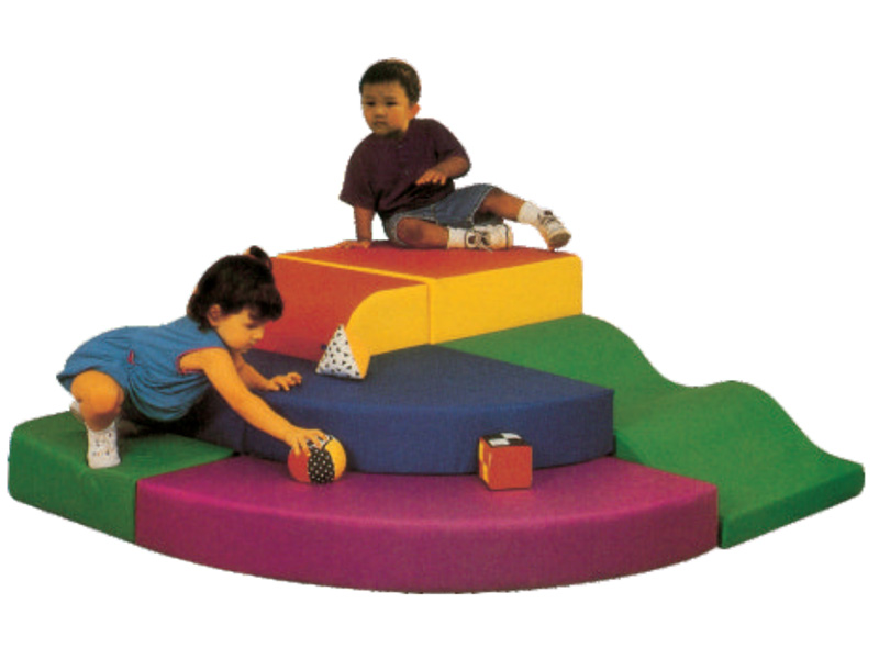 indoor children soft play equipment