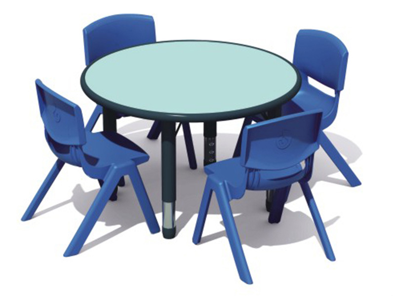 childen plastic table & chair