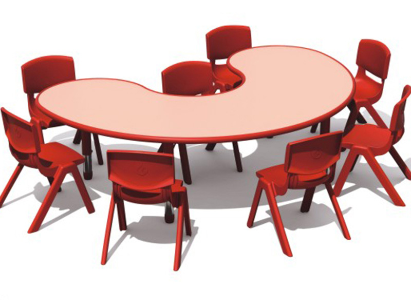 good looking childen plastic table&chair