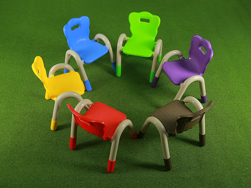 childen plastic chair