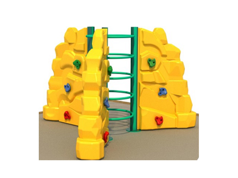 factory price used rock climbing wall