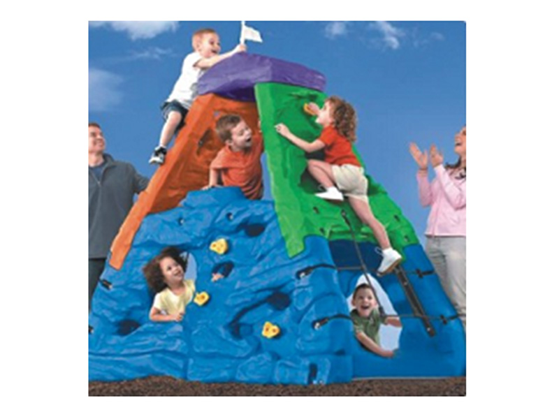 Munltifunction and Safty Children gym equipment, kids indoor rock climbing FY15904