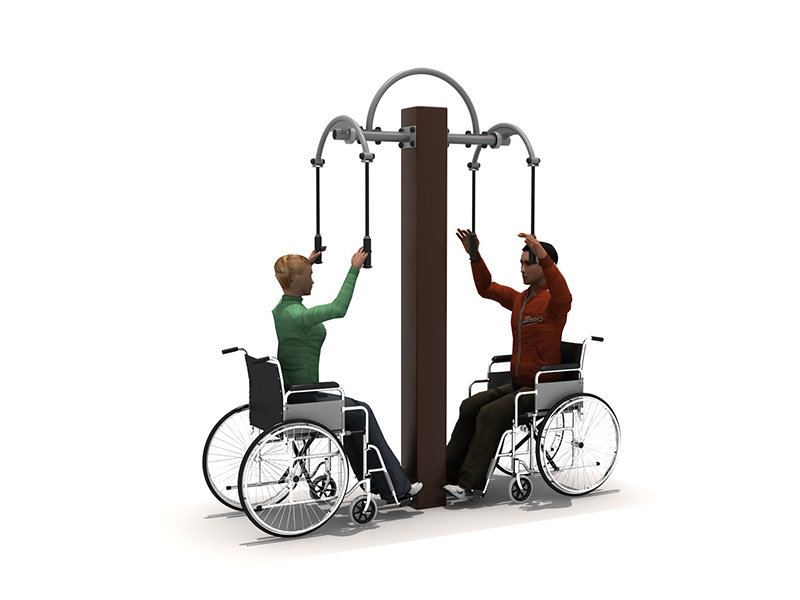 Professional training multipurpose body exercise fitness equipment for disabled people