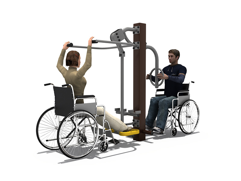 High quality disabled fitness equipment for sale