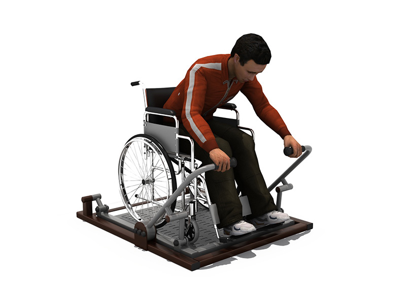 2019 Disabled Outdoor Equipment Fitness Sport