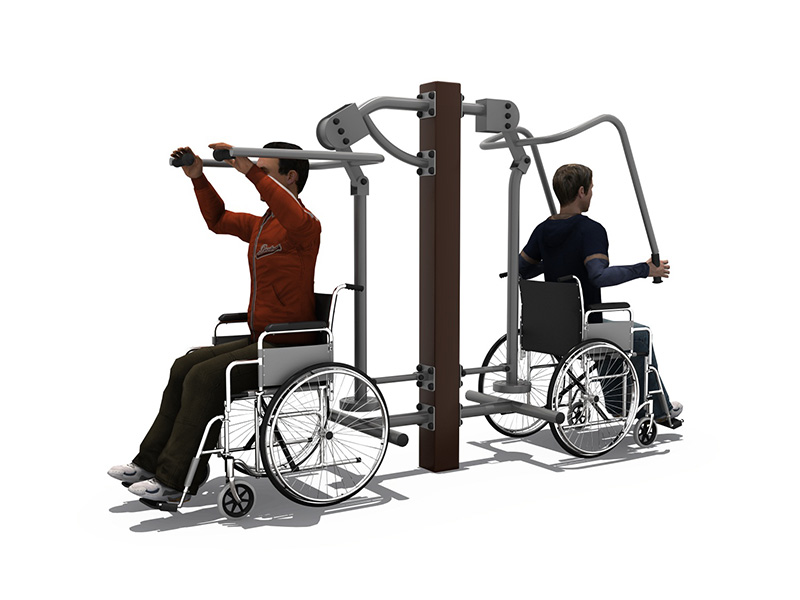 used disabled fitness equipment/outdoor exercise for public park