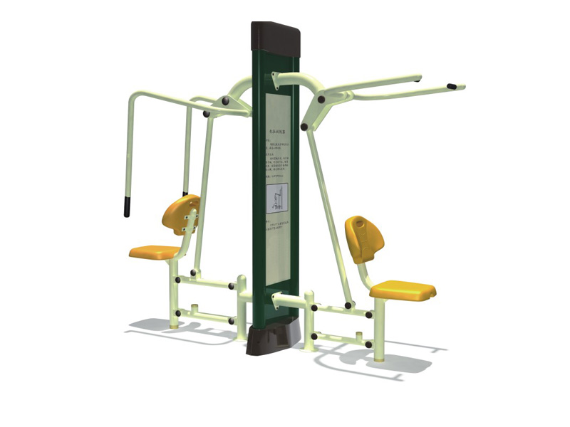 Imported fitness equipment gym