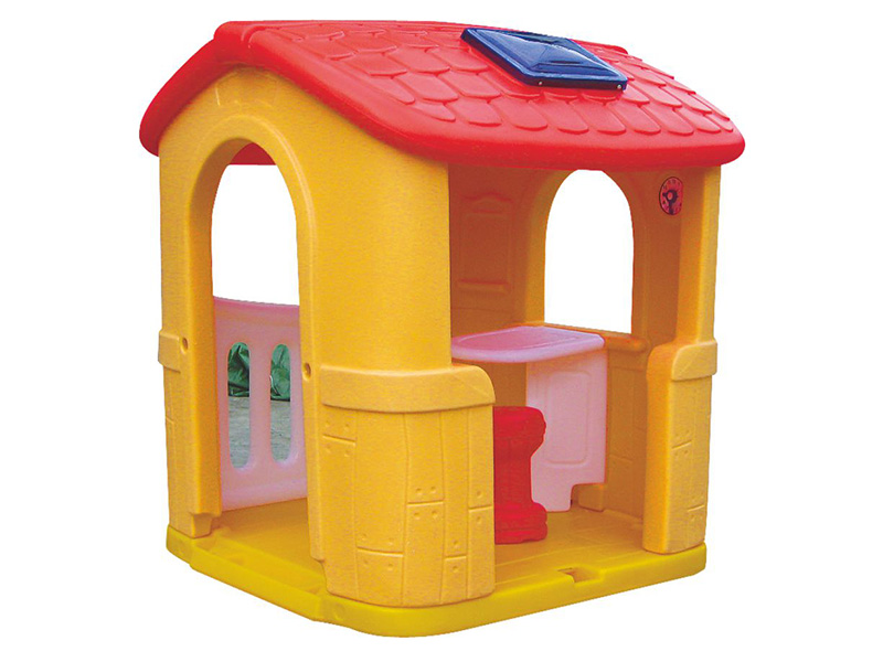 New design cheap children amusement child playhousee outdoor playhouse