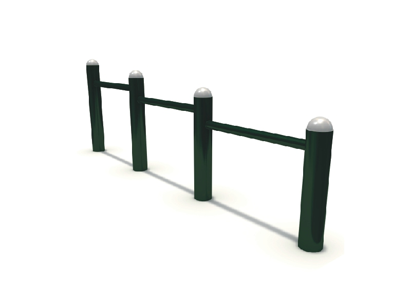 Type outdoor workout street equipment