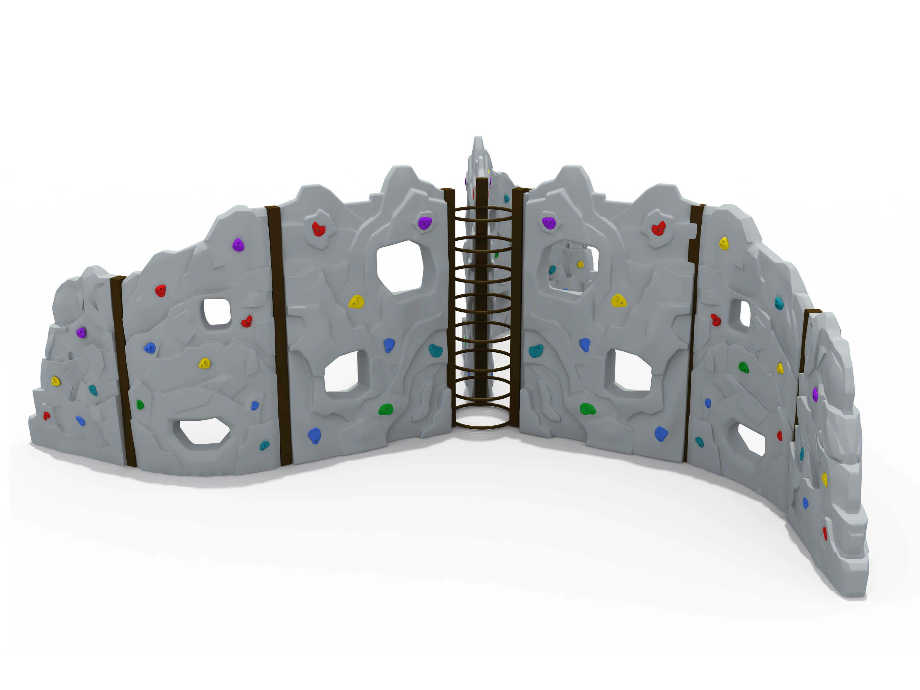 Cheap used rock climbing wall holds games for kids
