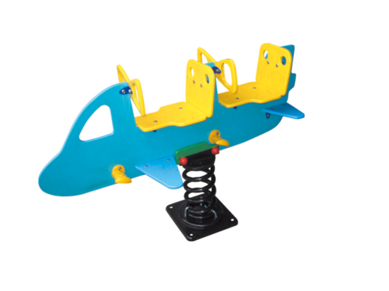 playground spring rider parts sea-horse ride-on kids toy