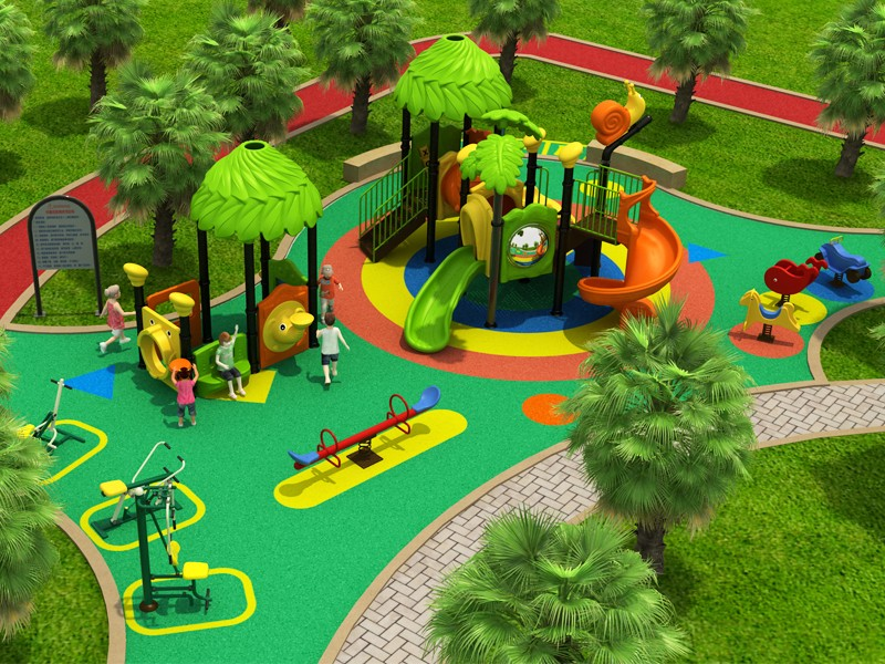 How to get high quality  children playground factory