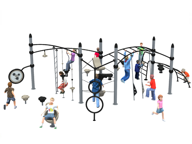 New gym equipment games for children